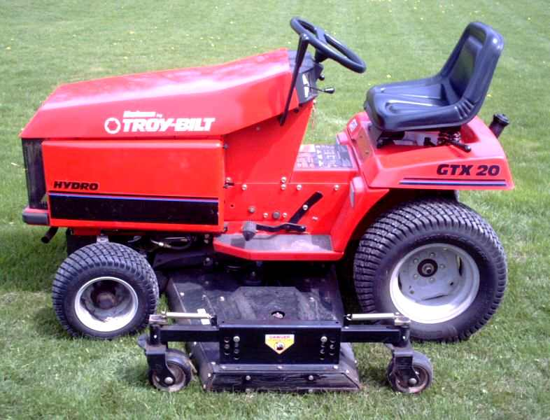 Bolens by Troy-Bilt GTX20  -  1998