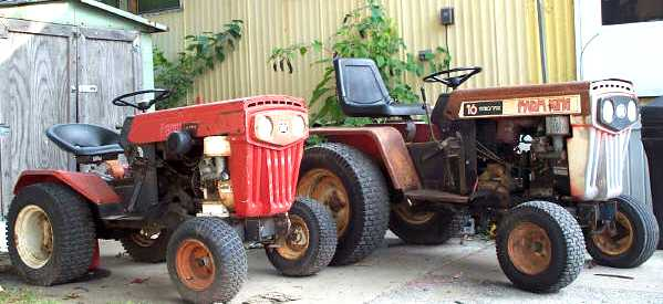 Farm King ?? (1971) and 16hp