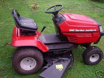 HVC Garden Machines I455F (12.5hp)