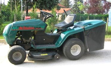 Mr. Bricolage 16.5hp  -  1997