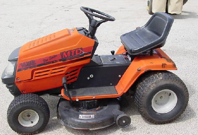 MTD Yard Machines Pro Series 14.5/42