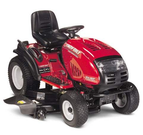 Troy-Bilt 'Big Red' (25/54)  -  2004