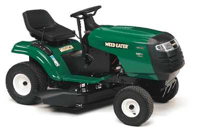 "Weed Eater 12hp/36"" - 2002"